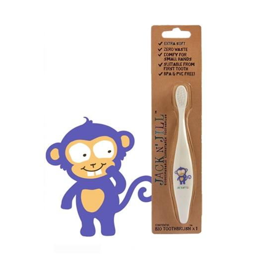 Jack N Jill Monkey Toothbrush