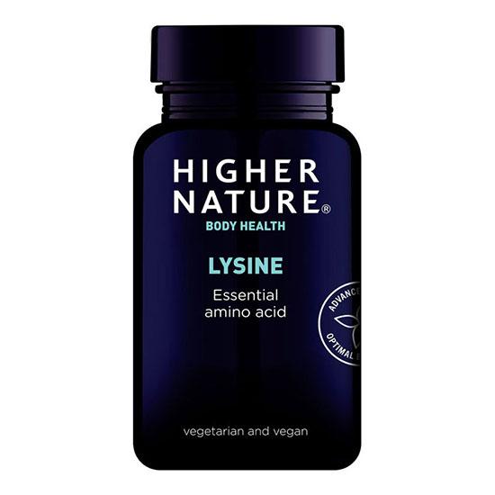 higher nature lysine 90 tablets