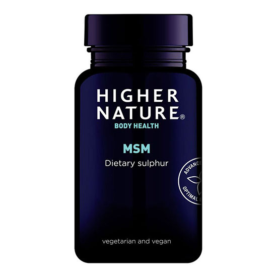 higher nature msm 90 tablets copy