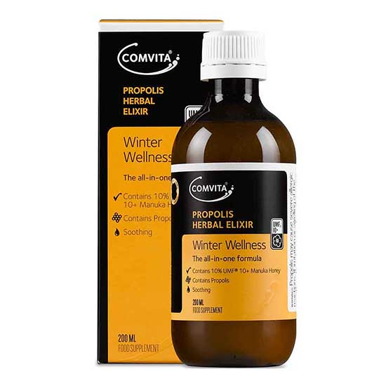 Comvita Winter Wellness Propolis Herbal Elixir copy