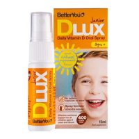 better you dlux junior vitamin d spray