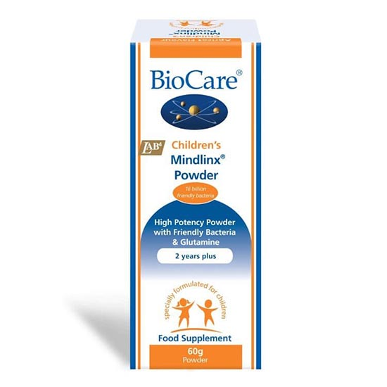 biocare childresns mindilnx powder 60g