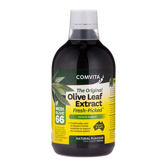 comvita olive leaf extract liquid original