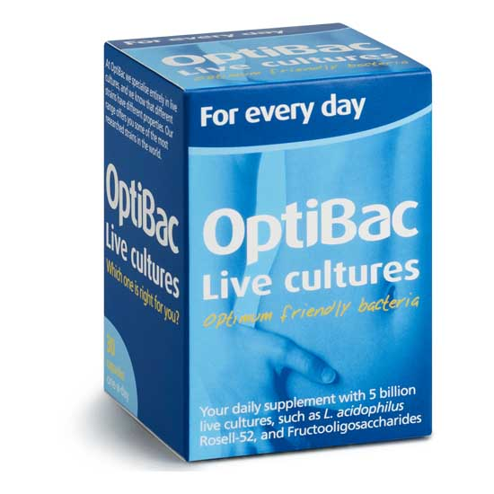 optibac for everday 30 capsules