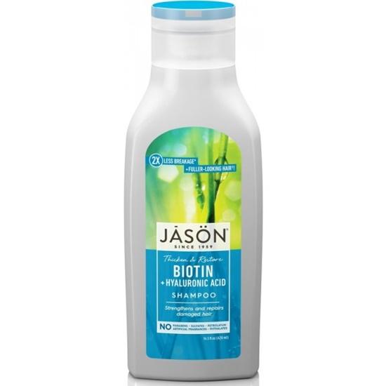 JASON Biotin Hyaluronic Acid Shampoo