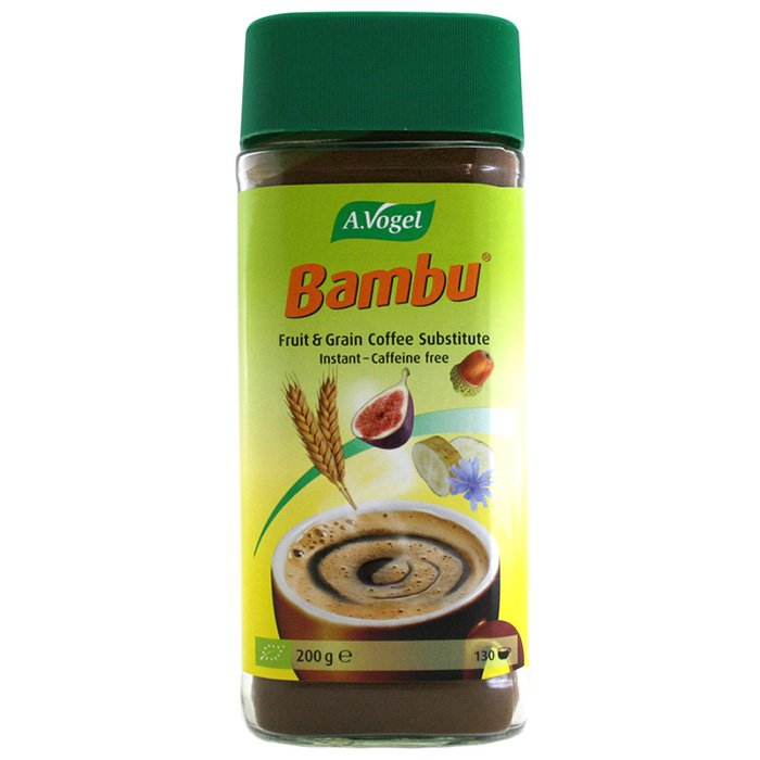 a vogel bambu instant coffee