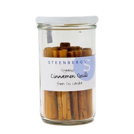 steenbergs organic Cinnamon quills