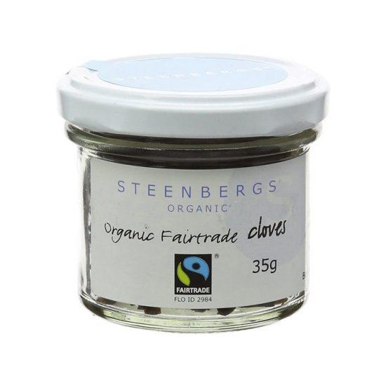 steenbergs organic fair-trade cloves