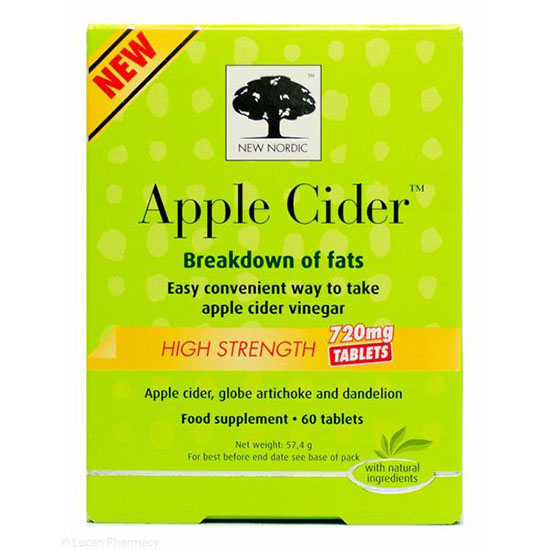 apple cider high strength tablets