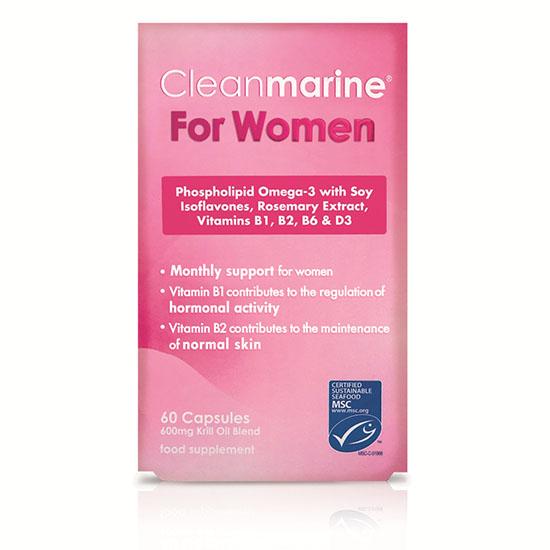 cleanmarine for women