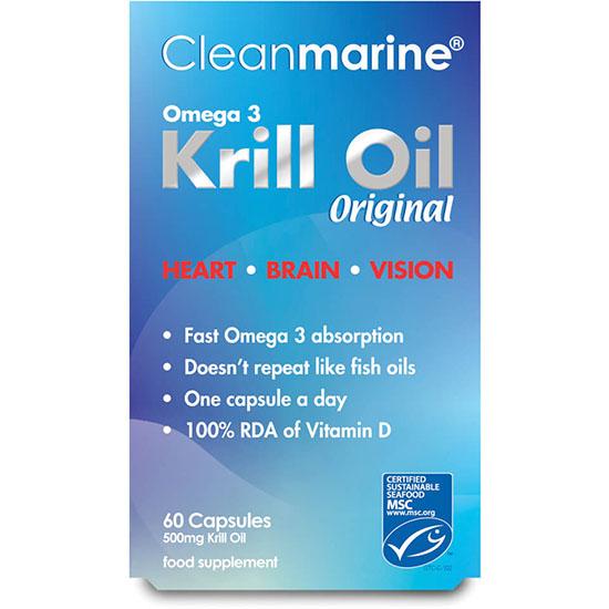 cleanmarine krill oil original