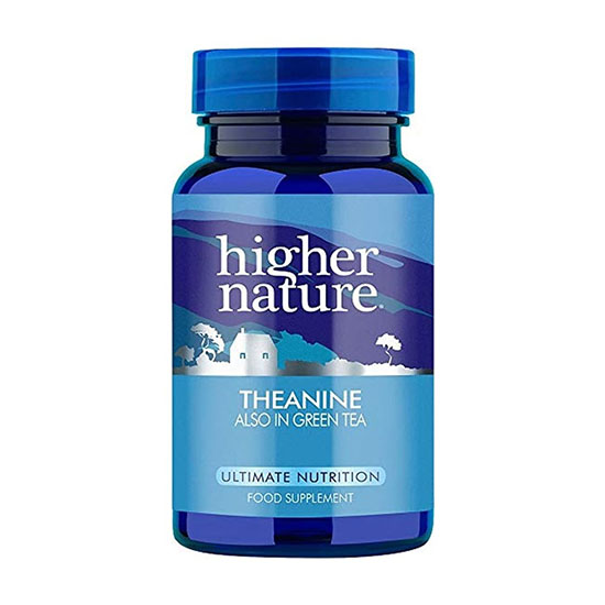 higher nature l theanine