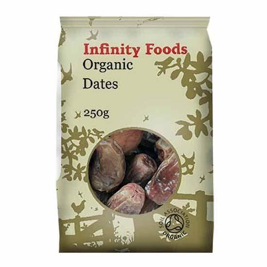 infinity organic dates 250g