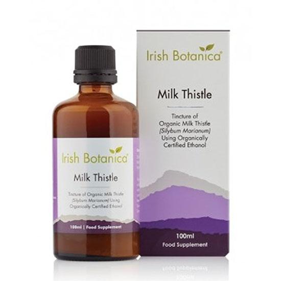 irish botanica milk thistle