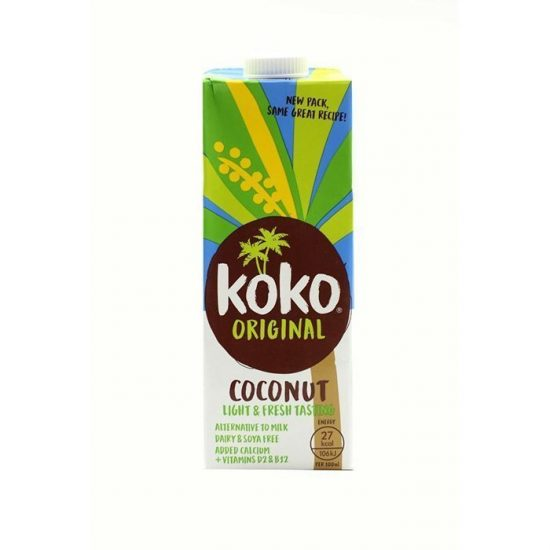 koko original coconut milk 1 litre