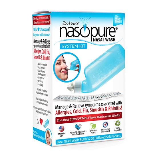 nasopure nasal wash