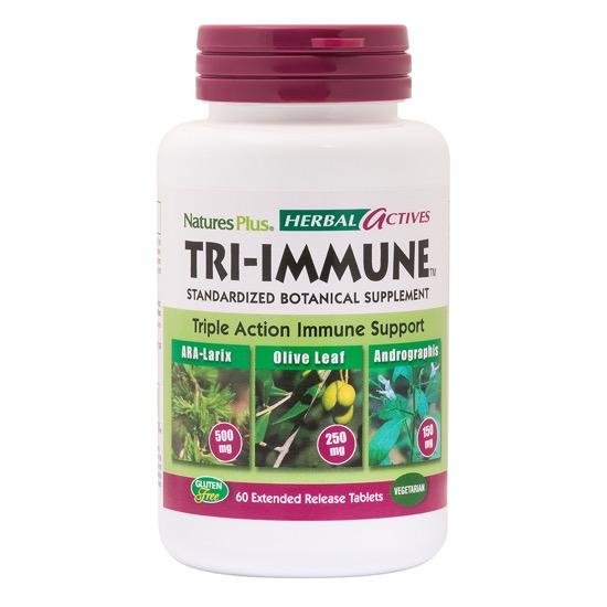 natures plus tri immune 90 tablets