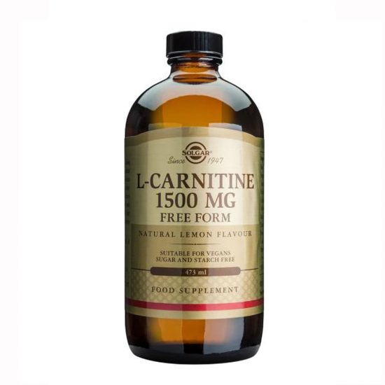 solgar l carnitine liquid 1500mg