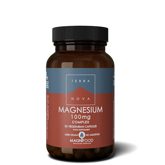 terranoca magnesium 50 capsules