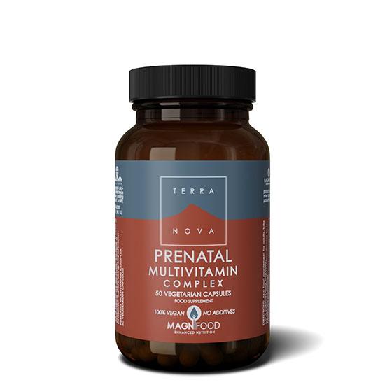 terranova prenatal complex 50 capsules