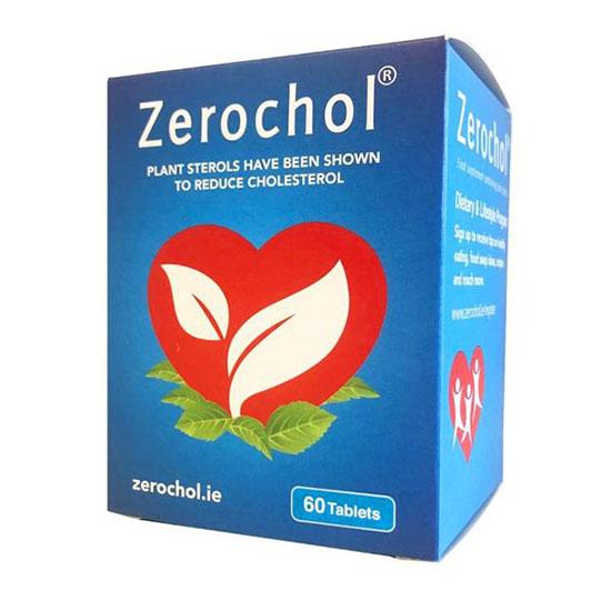 zerochol plant sterol 60 tablets