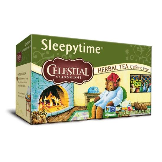 celestial seasonings sleepytime infusion 20 bags
