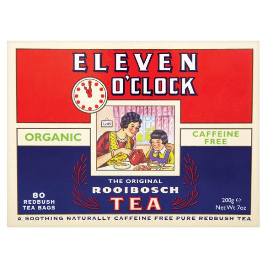 eleven o clock rooibosch 80 tea bags 1