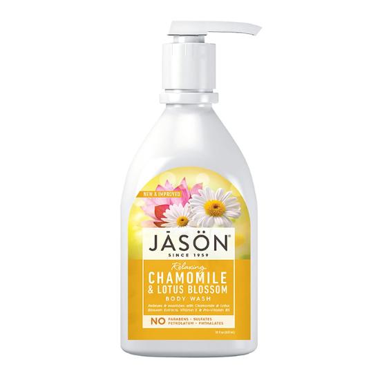 jason chamomile and lotus blossom body wash 887 ml 1