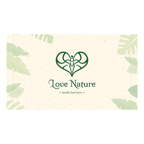 love nature gift card copy