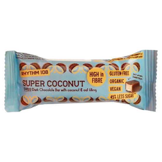 rhythm 108 super coconut bar swiss chcoolate 1