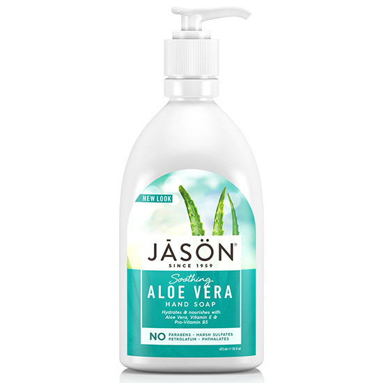 Jason Aloe Vera Hand Soap 473 ml