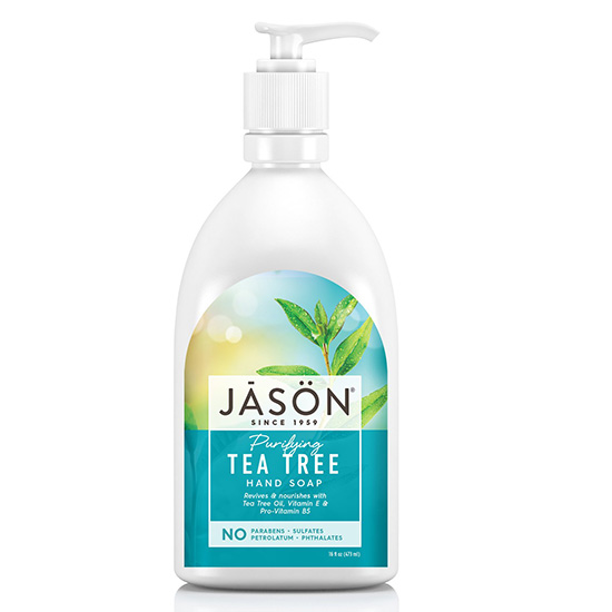 Jason tea tree Hand Soap 473 ml