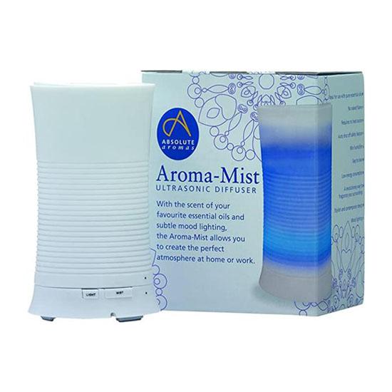 absolute aromas aroma mist ultrasonic diffuser