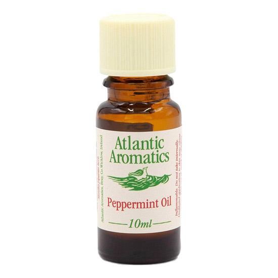atlantic aromatics organic peppermint oil 10ml