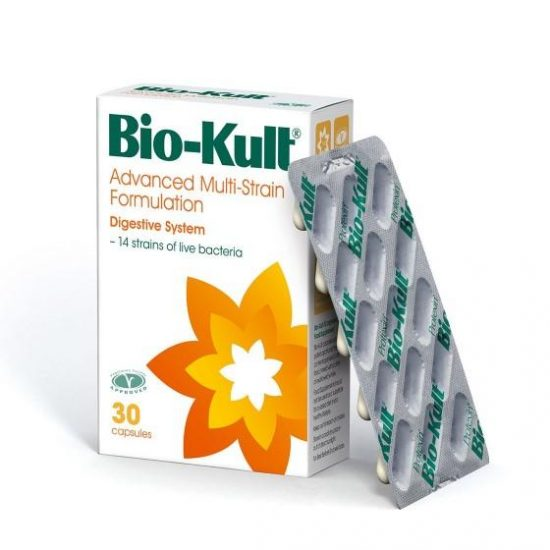 bio kult advanced multi strain formulation 30 capsules