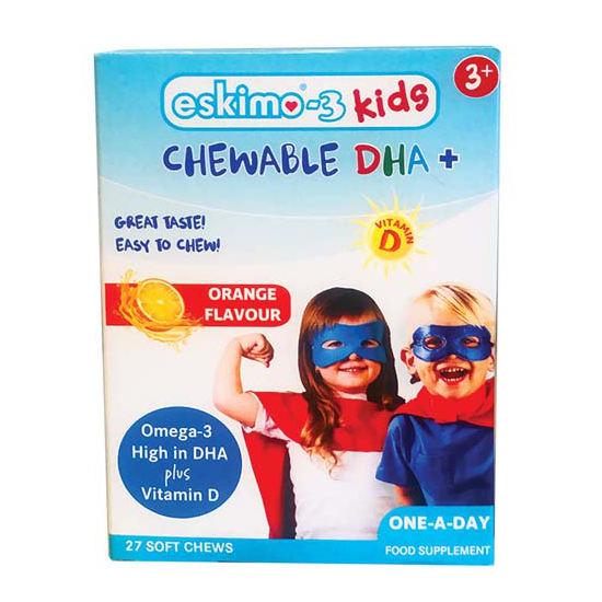 eskimo 3 chewable dha vitamin d