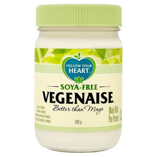 follow your heart vegenaise soya free
