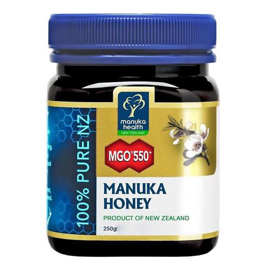 manuka health manuka honey mgo 550 250g