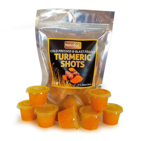 nat noot frozen turmeric shots
