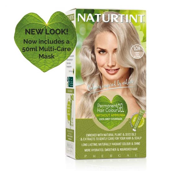 naturtint 10a light ash blond