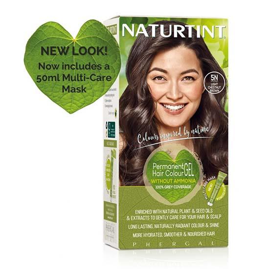 naturtint 5N Light Chestnut Brown Mask