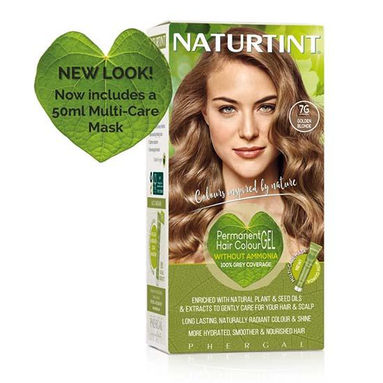 naturtint 7G Golden Blonde Mask