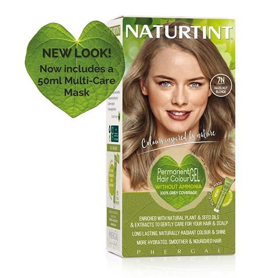 naturtint 7N Hazelnut Blonde Mask