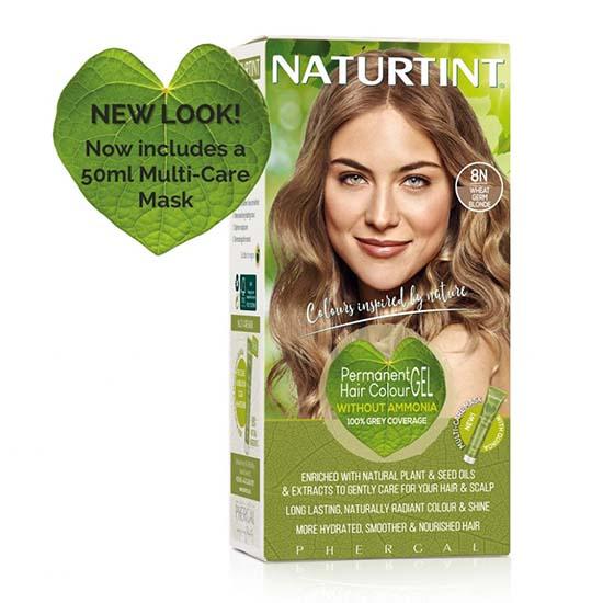 naturtint 8N Wheat Germ Blonde Mask
