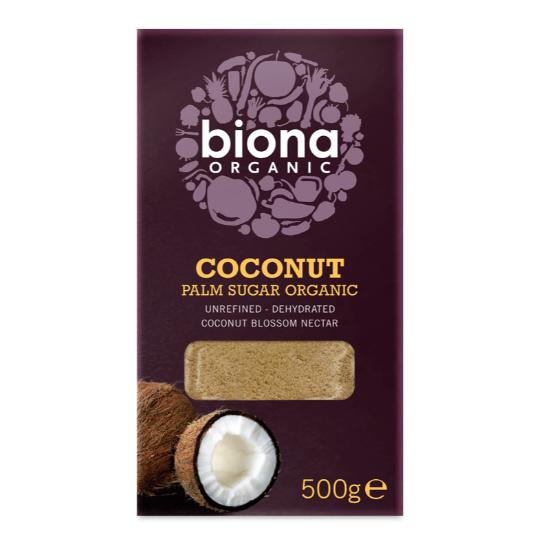 BIONA Coconut Palm Sugar 500g