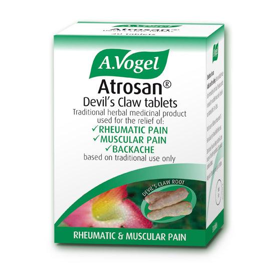 a.vogal atrosan devils claw tablets 30