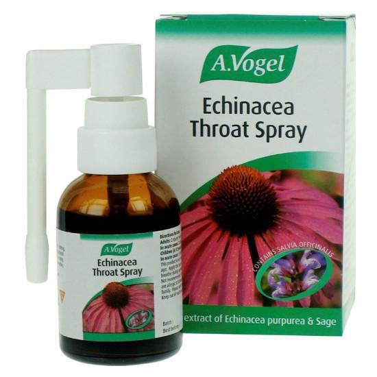 a.vogal echinacea throat spray