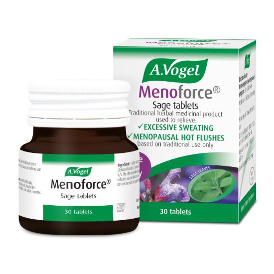 a.vogal menoforce sage tablets 30