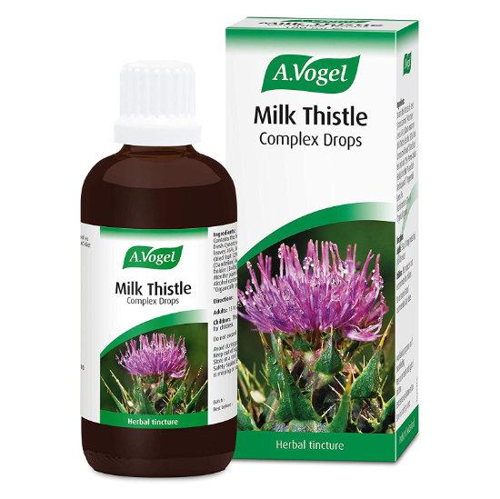 a.vogal milk thistle complex liquid