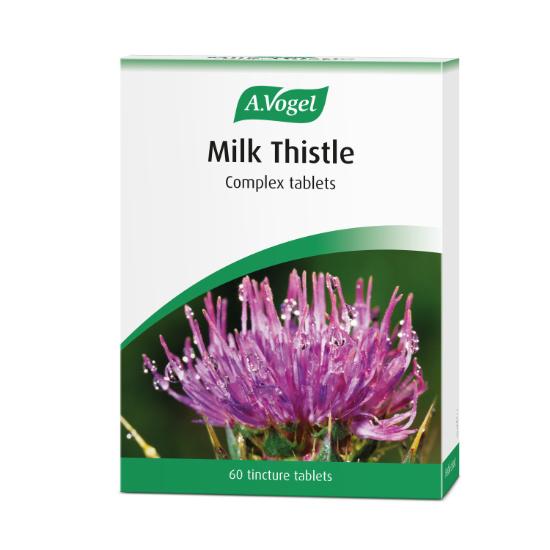 a.vogal milk thistle complex tablets 60